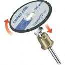 DREMEL® EZ SpeedClic: отрезные круги для пластмассы 5-Pack. (SC476)