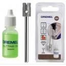 Сверло для стекла DREMEL (662) + тюбик