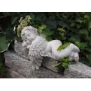 Умный гипс для производства декоративного камня и садовых фигур (1 кг) в ведерке
