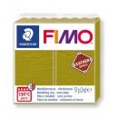 Пластика - полимерная глина FIMO Leather Effect оливково-зеленый 8010-519