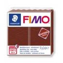 Пластика - полимерная глина FIMO Leather Effect орех 8010-779
