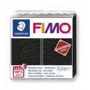 Пластика - полимерная глина FIMO Leather Effect черный 8010-909