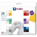 Набор FIMO EFFECT базовый из 24 цветов 8013 С24-1