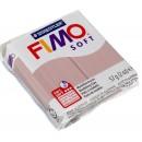 Пластика - полимерная глина FIMO Soft 57г античная роза (8020-20)