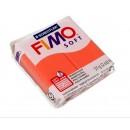 Пластика - полимерная глина FIMO Soft 57г фламинго (8020-40)