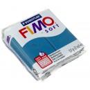 Пластика - полимерная глина FIMO Soft 57г синий калипсо 8020-31