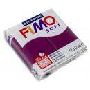 Пластика - полимерная глина FIMO Soft 57г королевский фиолетовый (8020-66)