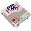 Пластика - полимерная глина FIMO Soft 57г. тауп 8020-87