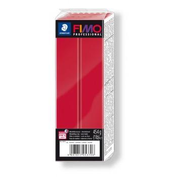 Пластика - полимерная глина FIMO Professional 454г пунцовый 8041-29