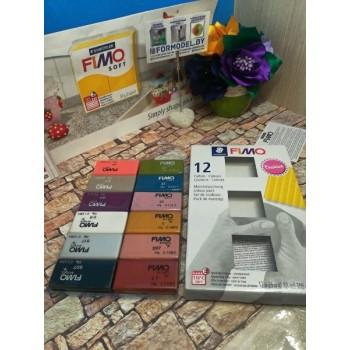Набор полимерной глины Fimo FASHION 12*25гр 8023 С12-5