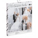 Набор для шитья : Свадебные куклы Mr&Mrs, 18 х 22 х 3,6 см (2278754)
