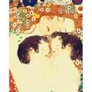 "Картина по номерам на холсте ""На страже снов"" Густав Климт 40*50см HS0063 508132"