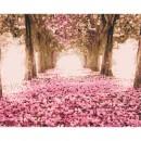 """Картина по номерам на холсте """"Розовая осень"""" 40*50см HS0501 558992"""