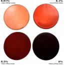 Спиртовой краситель, алкогольные чернила для эпоксидной смолы KolerPark 20мл рыжий (оранжевый)