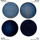 Спиртовой краситель, алкогольные чернила для эпоксидной смолы KolerPark 20мл синий (сапфировый)