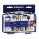 Набор насадок универсальный DREMEL 687 (52 шт.)