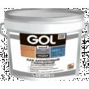 ЛАК АКРИЛОВЫЙ глянцевый (0,9 кг) GOLwood
