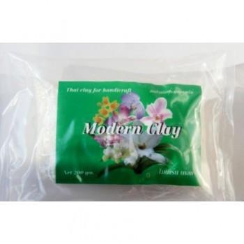 ModeRn Clay (зеленая пачка) 200 г. для крупных цветов