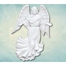 """Молд """"Ангел с лютней"""" 1,4х2,9 см ARTMA0022"""