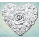 "Молд ""Сердце в розах"" малый ARTMD0629 16*15мм"