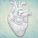 """Молд """"Сердце с оком"""" (S) ARTMD1080"""