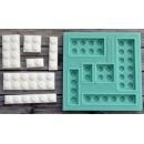 """Молд кулинарный """"LEGO"""" ARTMD0316"""