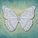 """Молд """"Бабочка 3"""" (M) ARTMD1205"""