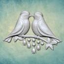 "Молд ""Птички на ветке"" (M) ARTMD1089"