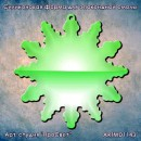 "Молд для эпоксидной смолы (Geode ResinArt) ""Снежинка 2"" (L) ARTMD1143"