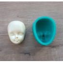 "Молд ""Лицо для куклы 3"" (S) ARTMD1423"