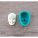 "Молд ""Лицо для куклы 5"" (S) ARTMD1425"