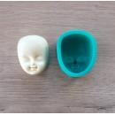 "Молд ""Лицо для куклы 7"" (S) ARTMD1427"