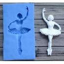 "Молд ""Фигурка балерины 1"" ARTMD0062"