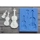 """Молд """"Скрипки"""" ARTMD0139"""