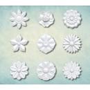 "Молд ""Набор цветков 8"" ARTMD0467"