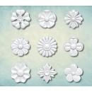 "Молд ""Набор цветков 10"" ARTMD0469"