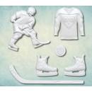 """Молд набор """"Хоккей"""" ARTMD0596"""
