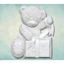 "Молд ""Мишка Тедди с подарком"" (M) ARTMD0790"