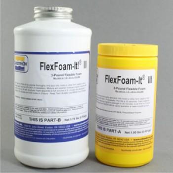 Пенополиуретан двухкомпонентный мягкий Flex Foam-iT III (10 кг)