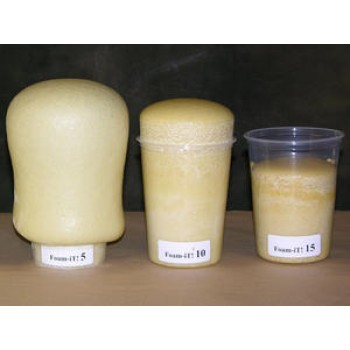Пенополиуретан двухкомпонентный твердый Foam-iT 3 (6,81 кг)