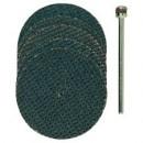 Армированные отрезные диски PROXXON (диам 38 мм, 5 шт.) (28818)