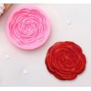 """Молд силиконовый 5,7×5,7 см """"Прекрасная роза"""" 1857340"""