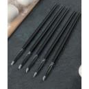 Набор кисточек для декорирования «Оникс», 5 шт4622395