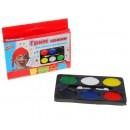 Краски-грим для лица и тела: 6 цветов + аппликатор 470648