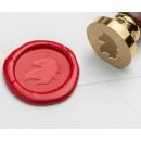 Сургучная печать «Единорог», 7 х 15 см 4459530