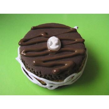 "Декоративная  глазурь ""Padico"", шоколад, 10мл"