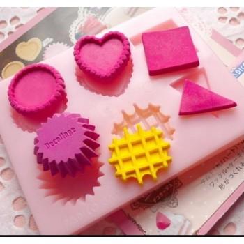 Молд Padico Clay набор сладостей
