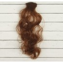 Волосы - тресс для кукол «Кудри» длина волос: 40 см, ширина:50 см, №30 2294357