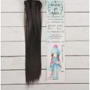 Волосы - тресс для кукол «Прямые» длина волос: 25 см, ширина:100 см, цвет № 3 2294925