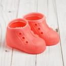 Ботинки для куклы «Шик», длина подошвы: 9,5 см, 1 пара, цвет розовый 4433120
